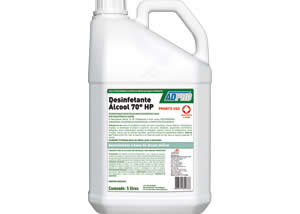 desinfetantealcool70hp